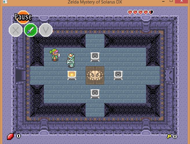 zelda dungeon link to the past