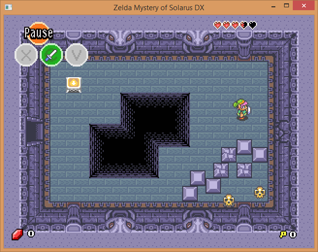Another secret test room which requires bombs to traverse.