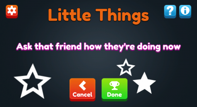 Introducing Little Things!